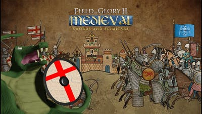 Field Of Glory Medieval Sword - and Scimitars DLC - preview part 5