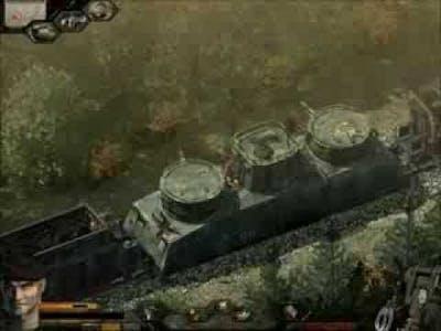 Commandos 3: Destination Berlin, Get to the Engine , Very fast