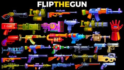 FLIP THE GUN gameplay trailer (Android & iOS) mobi play game