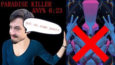 Paradise Killer - Shinji gets CANCELLED!?!?
