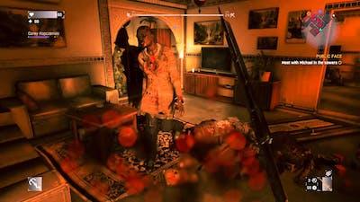 Dying Light Quarantine Zone [Striped Dragon Hotel]
