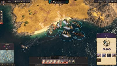 Anno 1800: Conquest in Enbesa and Oil Stations