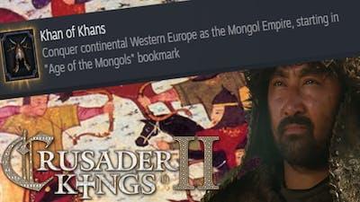 Ck2 Khan of Khans