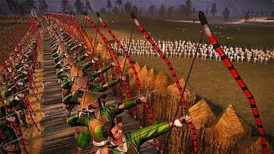 The Defenses Must Hold Or All Is Lost - Total War: Shogun 2