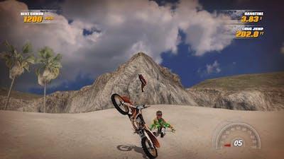 FIRST ever frestyle video MX vs. ATV Supercross Encore