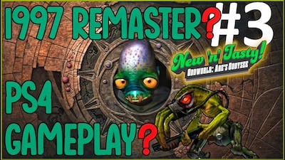 """Can you say """"Rock Sack"""" on YouTube?? Oddworld: Abe's Oddysee"""