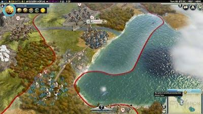 Sid Meier's Civilization V Japeneze gameplay