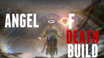 Dark Souls 3 - Angel of Death Build - You Must See This Insanity!