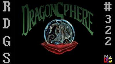 Random DOS Game Show #322: Dragonsphere (1994)