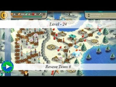 Rescue Team 6 CE - Level 24