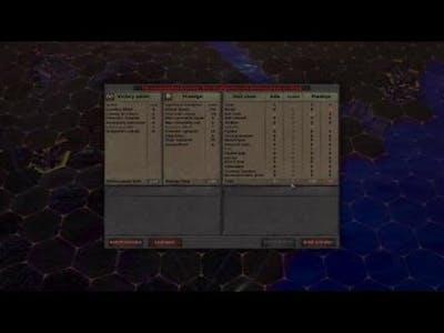 Strategic Mind: Blitzkrieg_some game play