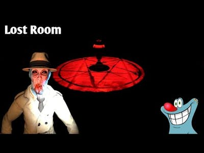 Lost Room Horror Game | Oggy And Jack Voice Game Play