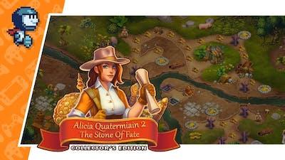 GOLD FEVER - Alicia Quatermain 2: Stone of Fate #BONUS1
