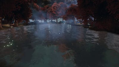 STEAM GAME EMPATHY PATH OF WHISPERS SERENE DYSTOPIAN LAKE