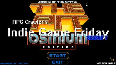 Indie Game Friday - Sword of the Stars: The Pit - Osmium Edition