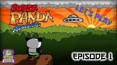 Let's Play Super Panda Adventures! Episode 1