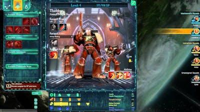 Let's Play Warhammer 40k:Dawn of War II-Part 6-ARTILLERY!*Co-Op*