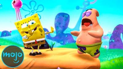 Top 10 Nickelodeon Video Games