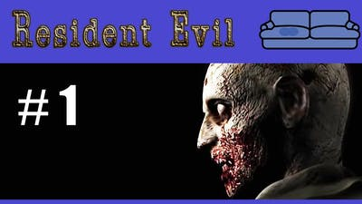Y'all like cutscenes? | Resident Evil HD Remaster | Episode 1