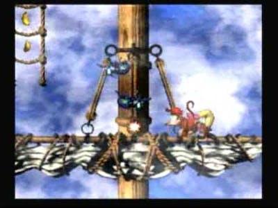Let's Play Donkey Kong Country 2 - Part 1: Monkeys Ahoy