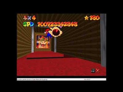 Super Mario 64 ONE HUNDRED BILLION SPEED!! Compilation