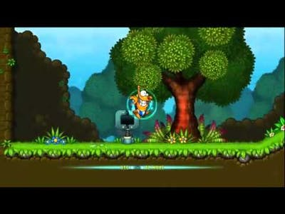Oozi Earth Adventure Ep 1 Indie Game Gameplay