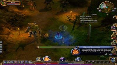 Mytheon Gameplay  - Echidna's Swamp Part 2/6 HD