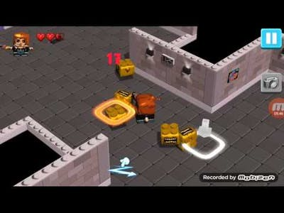 Sickbricks gameplay