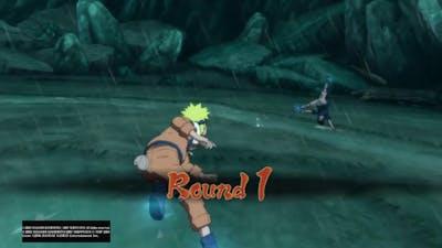NARUTO SHIPPUDEN: Ultimate Ninja STORM 4 BEST MATCH EVER