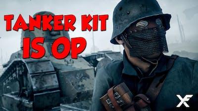Tanker Kit is OP - Battlefield 1
