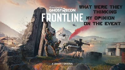 Tom Clancy's Ghost Recon® Breakpoint- my thoughts on the 20th anniversary
