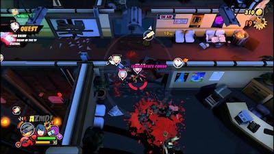 Let's Play: All Zombies Must Die: #5