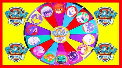 Paw Patrol Mashem Game - Find Surprise Toys , Frozen, Spiderman, Secret Life Pets,