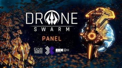 Drone Swarm – Panel with Chris Polus   PAX Online x EGX Digital