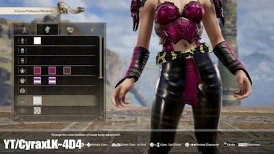Soulcalibur VI how to make Mileena