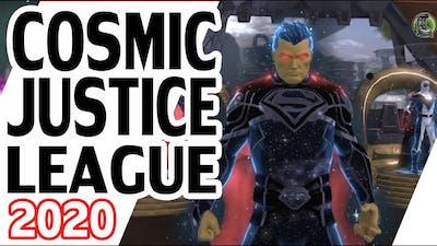 DCUO Cosmic Justice League