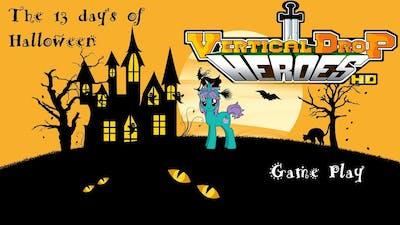 Vertical Drop Heroes Game Play