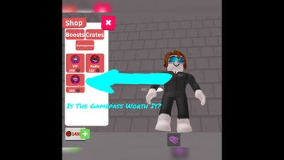 Is THE MOST EXPENSIVE Gamepass In Rage Runner Worth Your Robux?