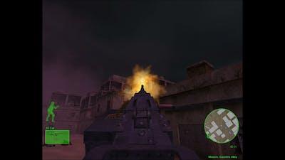 Delta Force-Black Hawk Down- Gasoline Alley full Gameplay 1080p
