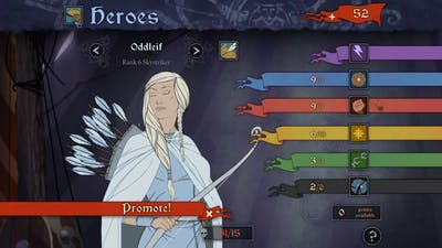 IVATOPIA's let's play The Banner Saga 2 episode 57
