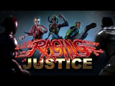 Raging Justice Play Through Stage 1