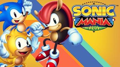 Sonic Mania Plus Showcase!
