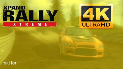 Old Game 4K - Xpand Rally Xtreme