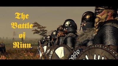 Total War Saga : Thrones of Britannia - The Battle of Rinn