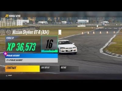 Project CARS 3   Road D - A Game