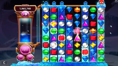 Bejeweled 3//1, 965,740 On Ice Storm