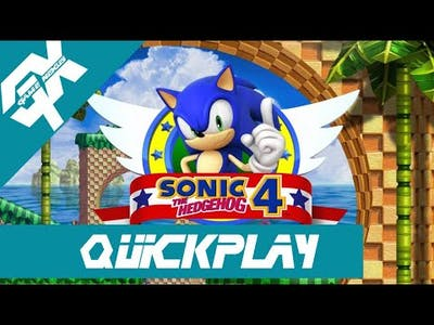 Sonic the Hedgehog 4: Episode I Game play