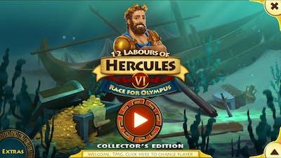 12 Labours of Hercules VI: Race For Olympus - Cinematic Scenes