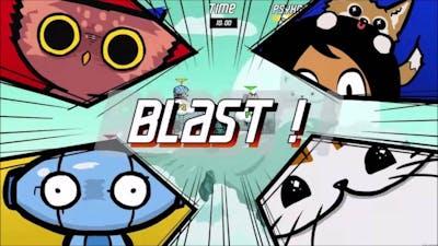 Splash Blast Panic - Geneva Games Convention - Heat 1 - Oct 8. 2016