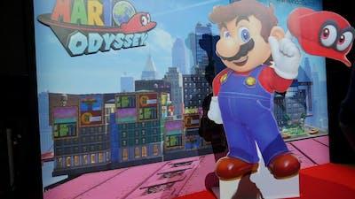 Nintendo Switch Event Grand Palais, Paris, France 🇫🇷 (Short Version)